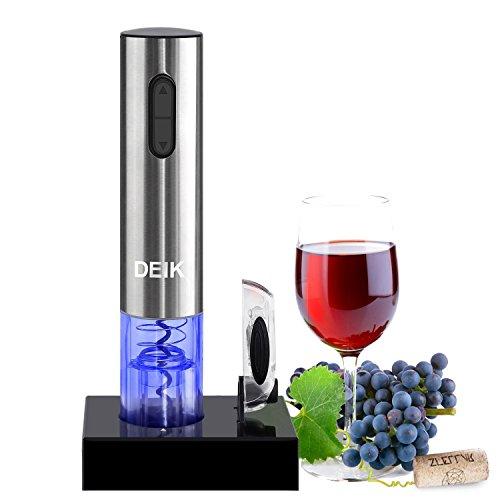 Sacacorchos-elctrico-inalmbrico-de-Deik-Estuche-con-cortador-de-cpsulas-y-base-de-recarga-El-regalo-ideal-para-los-amantes-del-vino-y-la-enologa