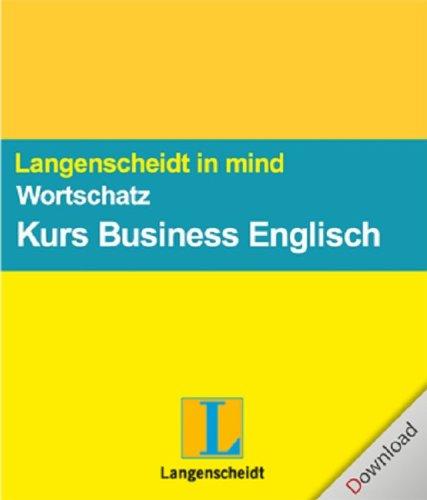 in mind - Wortschatz zum Englisch-Kurs [Download]