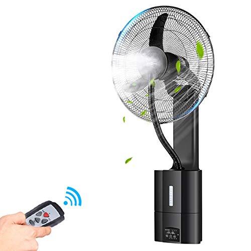 XIAOXIAO Ventilador De Enfriamiento Industrial Aire Acondicionado De Pared 3 Velocidades Modo 3 Tiempo...