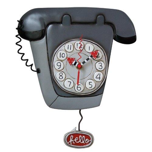 allen-designs-hello-phone-reloj-de-pared-diseno-de-telefono
