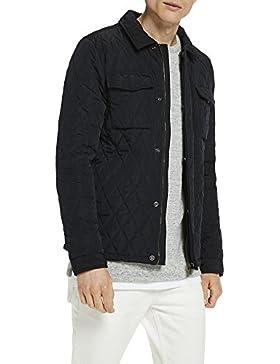 Scotch & Soda Gesteppt Shirt Jacket, Chaqueta para Hombre