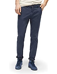 TOM TAILOR DENIM Pants / Trousers schlichte Chino