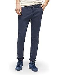 TOM TAILOR DENIM für Männer Pants / Trousers schlichte Chino