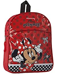 Disney - Mochila infantil Disney Minnie Mouse - 32 x 25 cm