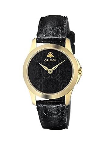 Gucci Damen-Armbanduhr YA126581