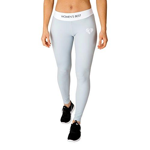 WOMEN'S BEST Exclusive Leggings Grigio/Bianco