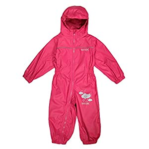 Regatta Girl's IV Puddle All-in-One-Suit