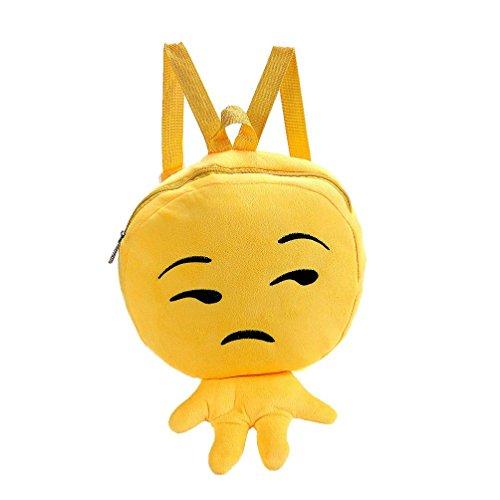 Transer - Borse a spalla Ragazza, donna Emoji F