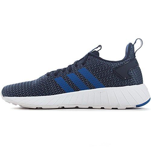 adidas Questar BYD, Sneakers Basses Homme Bleu (Collegiate Navy/blue/raw Steel)