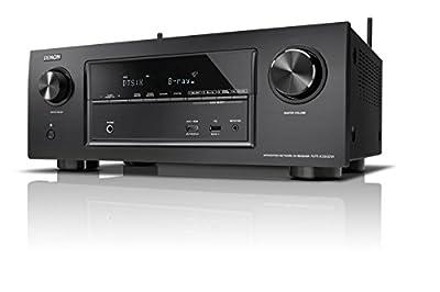 Denon AVR-X3300 Sintoamplificatore HD con Dolby HD e DTS:X, Nero al miglior prezzo su Polaris Audio Hi Fi