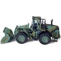 NORSCOT - 55126 - CAT 980G cargador de rueda 1:50 en fuerzas armadas -