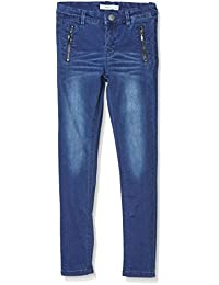 NAME IT Mädchen Jeanshose Nittaff Skinny Dnm Pant Nmt Noos
