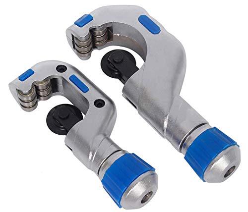 Hycy Lager Rohrschneider 4-32Mm / 5-50Mm Rohrschneider Für Kupfer Aluminium Edelstahl Rohrschere Abwälz Kreisförmige Klingen Handwerkzeuge,A+B