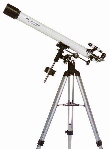 Telescopio Refractor BCrown 700mm/60
