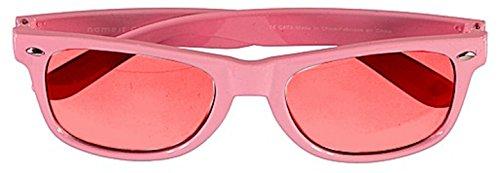 NAME IT mini Mädchen Sonnenbrille UV400 Schutz (Peachy)