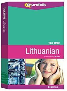 Talk More Lithuanian