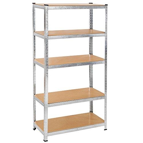 tectake-estanteria-metalica-750kg-garaje-unidad-de-almacenamiento-150kg-por-estante-180x90x40cm