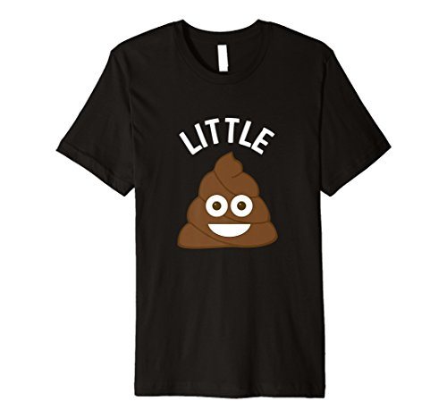 c480186e Poop emoji graphic t-shirt shop il miglior prezzo di Amazon in ...