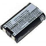 Akku für Panasonic HHR-P104 NiMH 850mAh