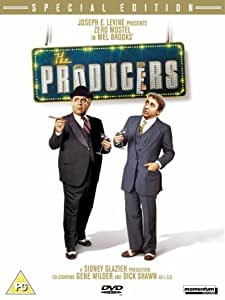 The Producers (Special Edition) [DVD] [1967]