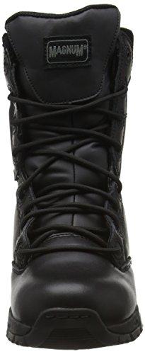Magnum Unisex-Erwachsene Viper Pro 8.0 Leather Waterproof Arbeitsschuhe Schwarz (Black 021) L1WdMK
