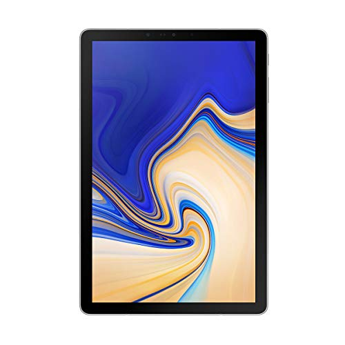 "Samsung Galaxy Tab S4 - Tablet de 10.5"" (4G, RAM de 4 GB, memoria interna de 64 GB, Qualcomm Snapdragon 835) color gris"