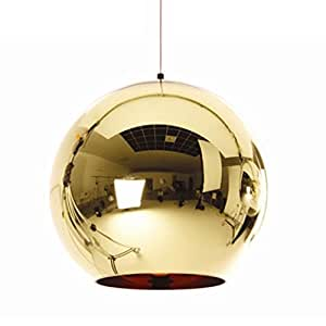 Copper Shade - Suspension bronze/brillant