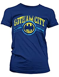 Officially Licensed Merchandise Gotham City Girly T-Shirt