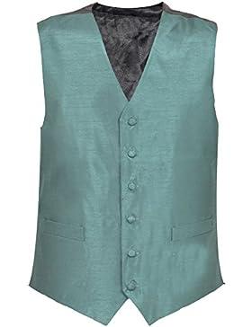 Chaleco para hombre de negocios Tops traje Chaleco elegante boda formal abrigo informal