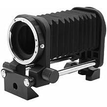Pixtic - DSLR macro fuelle Adaptador de objetivo Macro para Pentax K10D, K20D, K100D, K110D, K200D, K100D Super etc