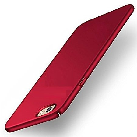 AE MOBILE ACCESSORIES 360 Degree Sleek Rubberised Matte Hard Back Cover for OPPO NEO 7(Red)