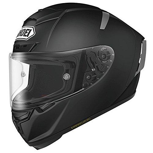 Shoei X-Spirit 3 Casco integrale Moto Motocicletta Nero opaco L (59-60cm)