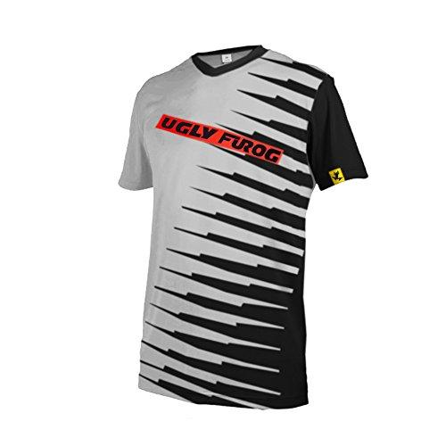 Uglyfrog Motocross/Downhill MTB Jersey Trikot MX Enduro Offroad Motorrad Kurze/Lange Ärmel Erwachsene Auto & Motorra Wear -