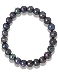 Valero Pearls - Bracelet de perles - Perles de culture d'eau douce - Bijoux de perles - 446645