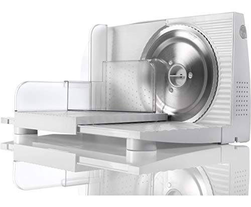 Gorenje R401W Elektro 110W Kunststoff Weiß Schneidemaschine