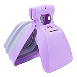 Superdesign Portable Pooper Scooper With Waste Bag Dispenser