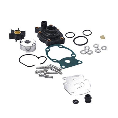 Baoblaze 1 Satz Wasserpumpen-Laufradsatz Wasserpumpen-Reparatursatz für 30 HP Modelle ab 1984