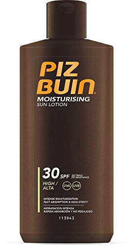 Moisturising Sun Lotion (Piz Buin Moisturising Sun Lotion LSF 30, 200 ml)