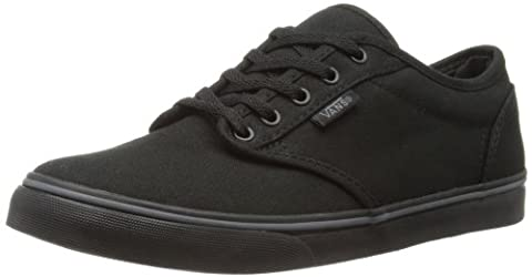 Vans Atwood Low Valcanised Skate, Women's Low-Top Trainers, Black (Black), 6 UK / 39 EU