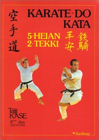 Karaté-do kata