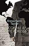 [Inconnu a cette adresse] [By: Taylor, Kressman] [March, 2012] - Editions 84 - 07/03/2012