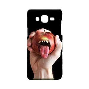 BLUEDIO Designer 3D Printed Back case cover for Samsung Galaxy J5 - G6844