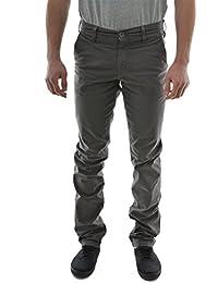 pantalons lee cooper garven 7336 garment dye leg 34 gris