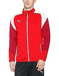 Puma Herren Esito 4 Poly Tricot Jacket Jacke