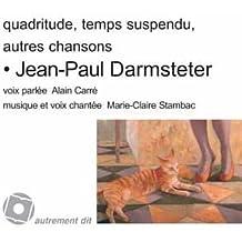 Quatritude,Temps Suspendu/1cd