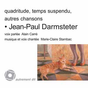 Quadritude, temps Suspendu / 1 CD