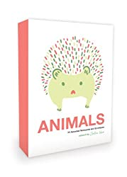Animals Notecards: 16 Assorted Notecards and Envelopes
