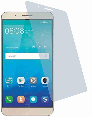 4ProTec Huawei ShotX (2 Stück) Kratzfeste Premium Bildschirmschutzfolie Displayschutzfolie ANTIREFLEX Schutzhülle Bildschirmschutz Bildschirmfolie Folie