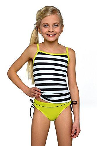 Häkeln Tankini (Lorin Mädchen Tankini Modell: 56 (Muster-v1, 152))