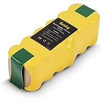4500mAh Ni-MH APS Batería para iRobot Roomba R3 500 510 520 530 531 532 535 540 550 555 560 562 563 564 570 580 581 770 780 Compatible Con 80501 Discovery Series Robot Aspirador